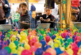 Kermis in Stramproy op 12 t/m 15 september